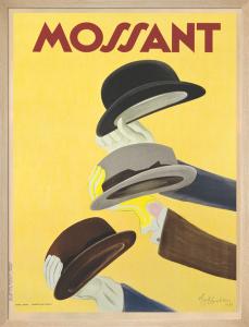 Mossant, 1938 by Leonetto Cappiello