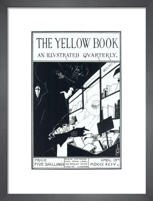 Yellow Book by Aubrey Beardsley