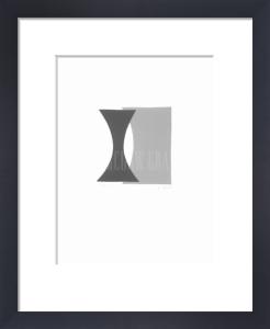 Echo II (Silkscreen print) by Denise Duplock