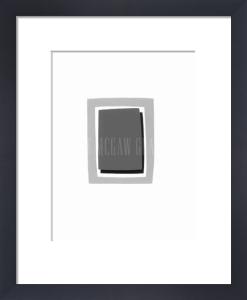 Tones I (Silkscreen print) by Denise Duplock