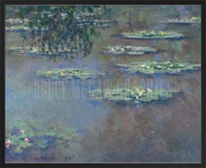 Water Lilies, 1903 by Claude Monet