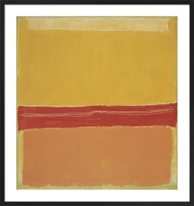 Number 5 (Number 22) by Mark Rothko
