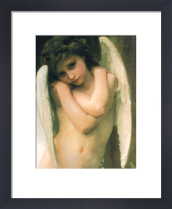 Cupidon by Adolphe William Bouguereau