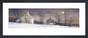 Mill Moon by Ray Hendershot