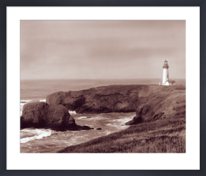 Yaquina Light by Roth
