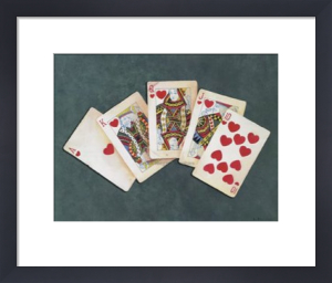 Royal Flush by Lisa Danielle