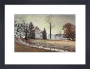 Late October by Ray Hendershot