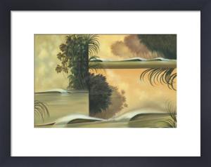 Jungle Windows by Philip DeAngelo
