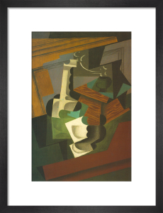 The Coffee Mill (Le moulin a cafe), 1916 by Juan Gris