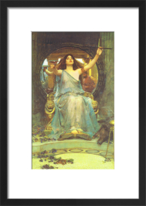 Circe, 1891 by John William Waterhouse