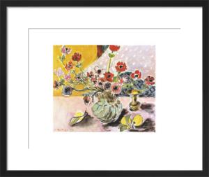 Anemones by Henri Matisse