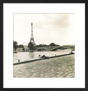 Paris, France, 1952 by Robert Capa