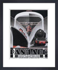 Panhard Lines by Kow