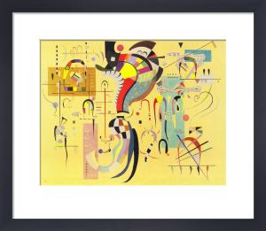 Milieu Accompagne by Wassily Kandinsky
