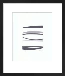 Serenity (serigraph) by Denise Duplock
