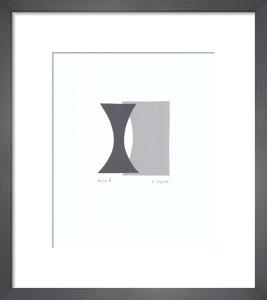 Echo II (serigraph) by Denise Duplock