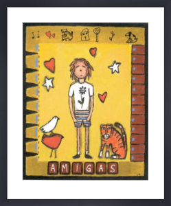 Amigas by L. Mason