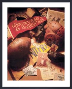 Football I by Harrison