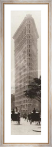 Flatiron Building, Fifth Avenue and 25th Street, circa 1902 by Newton