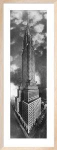 Chrysler Building by New York Buildings