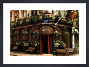 The Bloomsbury Pub - London by George Ferris