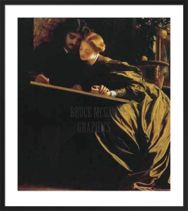 The Painter's Honeymoon by Lord Frederic Leighton