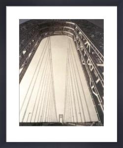 George Washington Bridge, 1931 by Edward Steichen