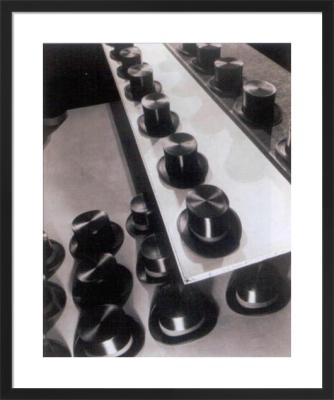 Top Hats, 1929 by Anton Bruehl
