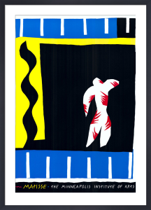 "The Clown, from ""Jazz"" by Henri Matisse"