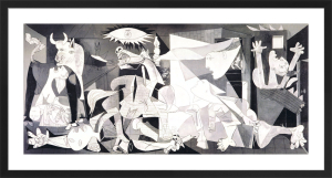 Guernica, 1937 by Pablo Picasso