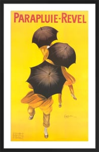 Parapluie Revel by Leonetto Cappiello
