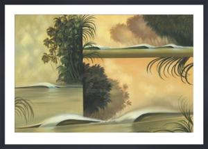 Jungle Windows by Wade Koniakowsky