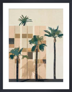 City Palms I by Mary Hunt