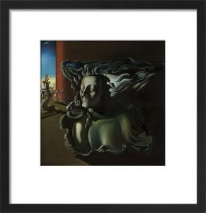 The Dream, 1931 by Salvador Dali