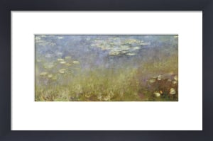 Water Lilies, c.1915-1926 by Claude Monet