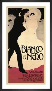 Bianco & Nero by Marcello Dudovich