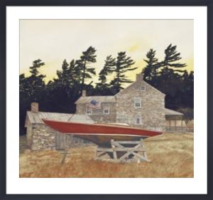 Red Finn by Peter Sculthorpe