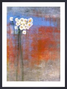Marguerites I by Maeve Harris