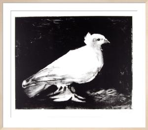 La Petite Colombe, 1949 by Pablo Picasso