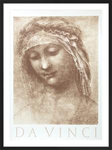 St. Anne, c.1501 by Leonardo da Vinci