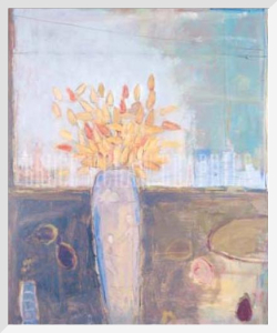 Still Life, Urban Yard by Stephen Dinsmore