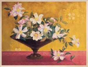 Magnolia Tapestry by Susan Jeschke