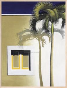 Tropical Shadow by Sudarsa