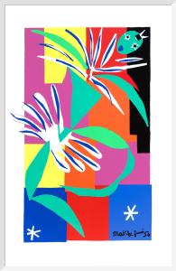 La Danseuse Creole, 1950 by Henri Matisse