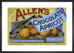 Allen's Chocolate Apricot by The National Archives