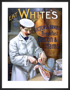White's Bacon by The National Archives