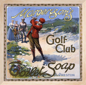 Margerison's Golf Club Soap by The National Archives