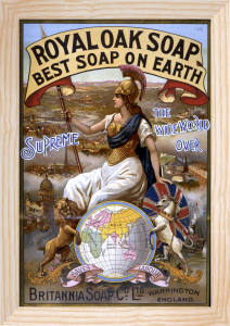 Royal Oak Soap by The National Archives