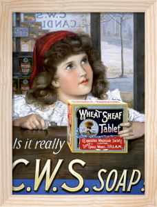 CWS Soap by The National Archives