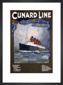 Cunard Line I by The National Archives